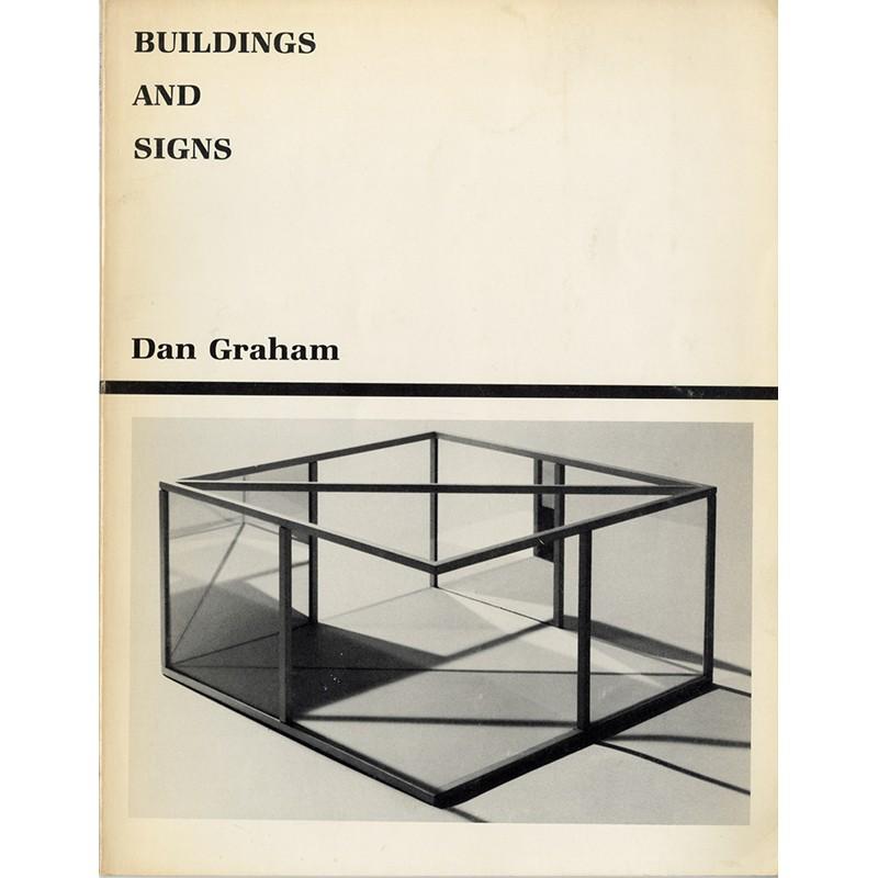Dan Graham, Buildings and Signs, 1981