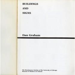 """Dan Graham, Buildings and Signs"", par Anne Rorimer 1981"