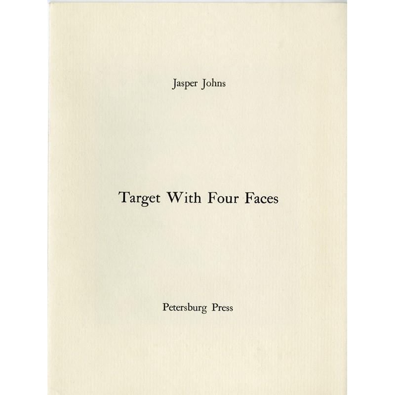 Jasper Johns, Target with Four Faces, 1979
