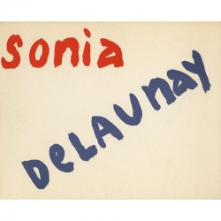 Sonia Delaunay, galerie XXe siècle, 1968