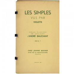 Rose Adler, André Beauchant, Les simples, 1937