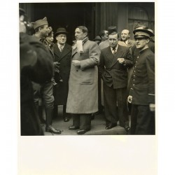 Francis Carco, photographié par F. Nicolini, Paris, 1939