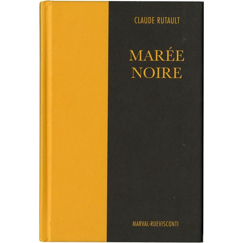 Claude Rutault, Marée Noire, Marval-rueVisconti, 2021