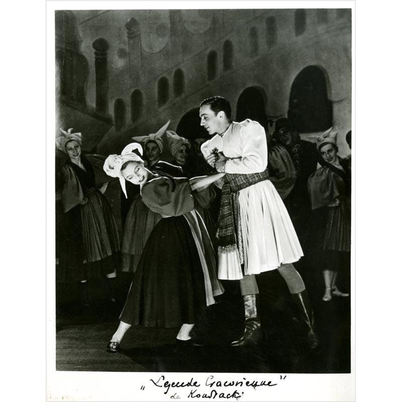 Ballets polonais, Mogador, Paris, 1937