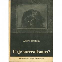André Breton, Co je surrealismus ? (Qu'est-ce que le surréalisme ?)