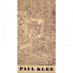 Paul Klee, Aquarelles et dessins, Berggruen, 1953