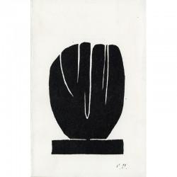 Louis Scutenaire, Comme d'habitude, couverture de Raoul Ubac, 1979