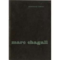 Marc Chagall, Kunsthaus Zurich, 1950-1951