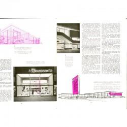 double page intérieure du n°2 de la revue FORMES ET VIE