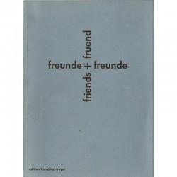 Freunde, Karl Gerstner, Diter Rot, Daniel Spoerri, André Thomkins, 1969