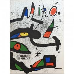 Joan Miró, Derrière le miroir n° 231, 1978