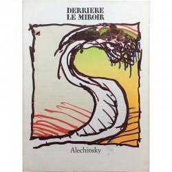 Pierre Alechinsky, Derrière le miroir n° 247, 1981