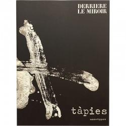 Antoni Tàpies, Derrière le miroir n° 210, 1974