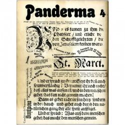 4e de couverture revue PANDERMA, Carl Laszlo