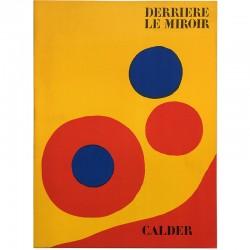 Alexander Calder, Derrière le miroir n° 201, 1973