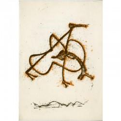 Max Ernst, Orangerie des Tuileries, 1971