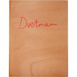 emboitage en bois pour Erik Dietman, Opus oh puce aux puces