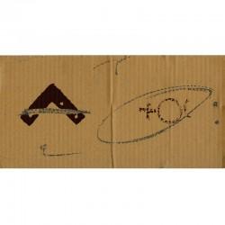 """exposition d'Antoni Tàpies  """"Papiers"""", galerie Maeght, 1983"""