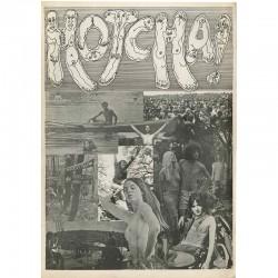 HOTCHA ! n° 32, 1969, magazine underground publié par Urban Gwerder