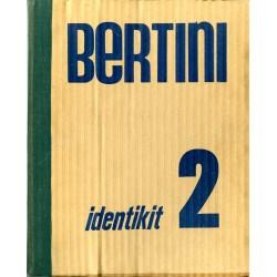 Couverture de Gianni Bertini, Identikit 2