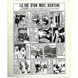 intérieur de Gianni Bertini, Identikit 2