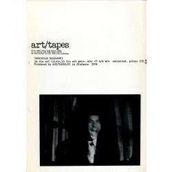 Christian Boltanski IMPACT ART VIDEO ART 74